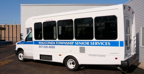 Senior Services Transportation